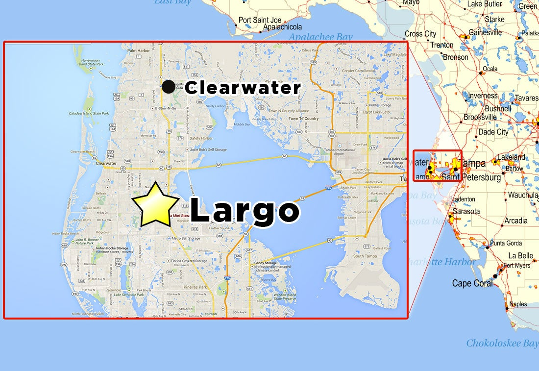 Florida Map Map Of Florida USA Detailed FL Map Florida Digital - Florida map dade city